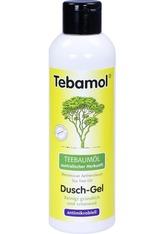 Hübner Naturarzneimittel Produkte Tebamol Teebaumöl Dusch-Gel antimikrobiell Duschgel 200.0 ml