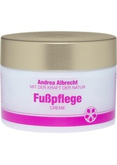 WÖRISHOFENER KRÄUTERHAUS DR. PFEIFER GMBH - Andrea Albrecht Fußpflegecreme - FÜßE