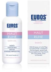 Eubos Kinder Haut Ruhe Badeöl Babycreme 125.0 ml