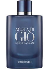 GIORGIO ARMANI - Armani Acqua di Giò Homme Armani Acqua di Giò Homme Profondo Eau de Parfum 125.0 ml - Parfum
