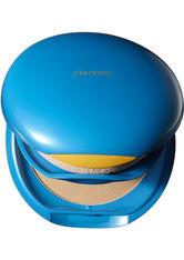 SHISEIDO - Shiseido Suncare UV Protective Compact Foundation SPF 30 Dark Ivory 12 ml Kompakt Foundation - Gesichtspuder