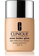 Clinique Foundation Clinique Even Better Glow Light Reflecting Makeup SPF 15 30ml Porcelain Beige CN 62 Foundation 1.0 st