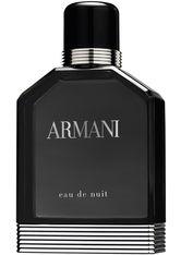 GIORGIO ARMANI - Armani Herrendüfte Eaux Pour Homme Eau de Nuit Eau de Toilette Spray 100 ml - PARFUM