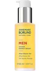 Annemarie Börlind - Men After-Shave-Gel - Aftershave - 50 Ml -