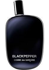 Comme des Garcons Unisexdüfte Blackpepper Eau de Parfum Spray 100 ml