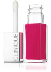 CLINIQUE - Clinique Pop Lacquer Lip Colour and Primer(verschiedene Farbtöne) - Go-Go Pop - Lipgloss