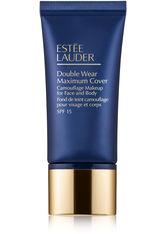 Estée Lauder Double Wear Maximum Cover Camouflage Makeup for Face and Body SPF15 30ml 2W2 Rattan (Light/Medium, Warm)