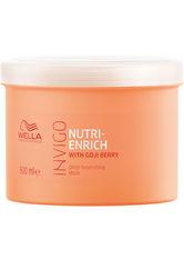 Wella Professionals - Invigo Nutri-Enrich Deep Nourishing  - Haarmaske - 500 Ml -