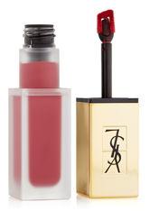 YVES SAINT LAURENT - Yves Saint Laurent Tatouage Couture Matte Stain Liquid Lipstick  6 ml Nr. 11 - Rose Illicite - Liquid Lipstick