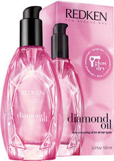 REDKEN - Redken diamond oil Glow Dry -  100 ml - HAARÖL