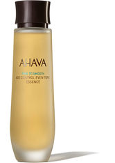 Ahava Time to Smooth Age Control Even Tone Essence 100 ml Gesichtswasser
