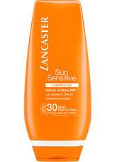 Lancaster Sonnenpflege Sun Sensitive Delicate Soothing Milk SPF 30 125 ml