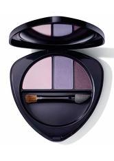Dr. Hauschka Augen Eyeshadow Trio Lidschatten Palette 4.4 g Nr. 03 - Ametrine