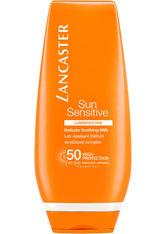 Lancaster Sonnenpflege Sun Sensitive Delicate Soothing Milk SPF 50 125 ml