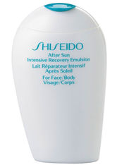 Shiseido Sun Care After Sun Intensive Recovery Emulsion After Sun Lotion 150 ml
