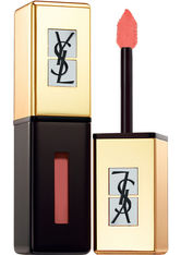 Yves Saint Laurent Rouge Pur Couture Vernis à Lèvres Pop Water Liquid Lipstick  6 ml Nr. 208 - Wet Nude