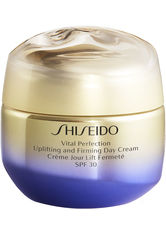 Shiseido - Vital Perfection Uplifting & Firming Day Cream Spf 30 - Tagescreme - 50 Ml -