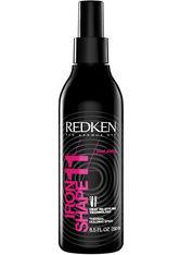 Redken - Heat Styling Iron Shape 11 - Hitzeschutzspray - 250 Ml -