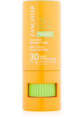 Aktion - Lancaster Sun Sport Face Stick Sensitive Areas SPF 30 9 g Sonnenstift