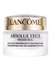 LANCÔME - Lancôme Absolue Yeux Premium ßx Regenerating and Replenishing Eye Care Augencreme 20 ml - Augencreme