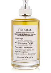 MAISON MARGIELA - Maison Margiela Replica Maison Margiela Replica Music Festival Eau de Toilette 100.0 ml - Parfum