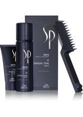 Wella Professionals Men Gradual Tone braun 60 ml & Sensitive Shampoo 30 ml 1 Stk. Haartönung 1.0 st