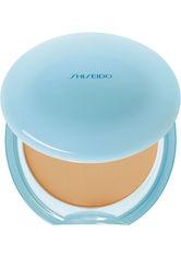 SHISEIDO - Shiseido Gesichtspflege Pureness Matifying Compact Oil Free Foundation Nr. 40 Natural Beige 11 g - GESICHTSPUDER