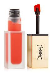 Yves Saint Laurent Tatouage Couture Matte Stain Liquid Lipstick  6 ml Nr. 13 - True Orange