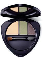 Dr. Hauschka Augen Eyeshadow Trio Lidschatten Palette  4.4 g Nr. 02 - Jade