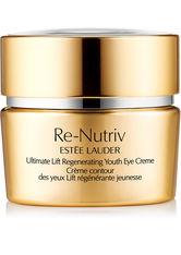 ESTÉE LAUDER - Estée Lauder - Re-Nutriv Ultimate Lift Regenerating Youth Eye Cream - Augencreme - 15 Ml - - AUGENCREME