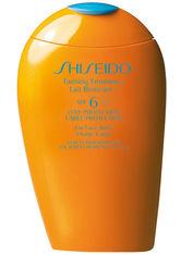 Shiseido Sonnenpflege Protective Tanning Emulsion N SPF 6 150 ml