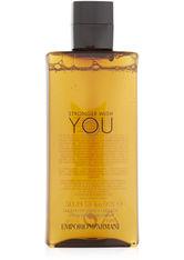 Armani Emporio Armani Stronger With You All Over Body Shampoo Hair & Body Wash 200.0 ml