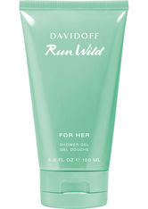Davidoff Run Wild For Her 150 ml Reinigungslotion 150.0 ml