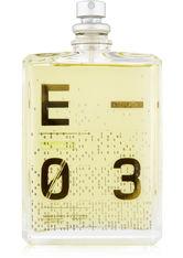 Escentric Molecules - Escentric 03 – Vetiveryl Acetat, Mexikanische Limette & Ingwer, 100 Ml – Parfum - one size