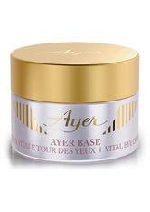 Ayer Ayer Base Vital Eye Cream Gesichtscreme 15 Ml