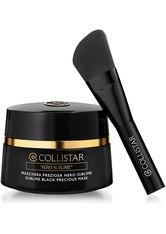 Collistar Anti-Aging Nero Sublime Black Precious Mask Anti-Aging Pflege 50.0 ml