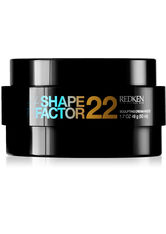 REDKEN - Redken Styling - Shape Factor 22 Sculpting Cream-Paste Duo (2 x 50 ml) - Pomade & Wachs
