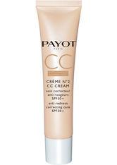 Payot Crème N°2   Sensible Haut CC Cream SPF 50+ 40 ml
