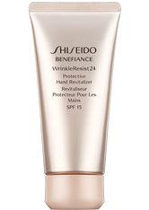 Shiseido Benefiance WrinkleResist 24 Protective Hand Revitalizer SPF 15 Handcreme 75 ml