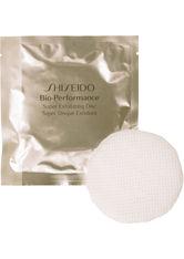 SHISEIDO - Shiseido Gesichtspflege Bio-Performance Super Exfoliating Discs 8 Stk. - PEELING