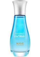 Davidoff Damendüfte Cool Water Wave Woman Eau de Toilette Spray 30 ml