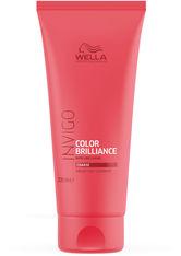 Wella Professionals Haarspülung »Invigo Color Brilliance Vibrant Color Conditioner Coarse«, farbschützend