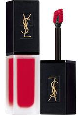 Yves Saint Laurent Tatouage Couture Velvet Cream 6 g 208 Rouge Faction Flüssiger Lippenstift