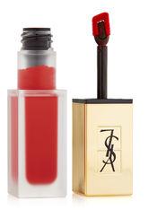 Yves Saint Laurent Tatouage Couture Matte Stain Liquid Lipstick  6 ml Nr. 10 - Carmin Statement