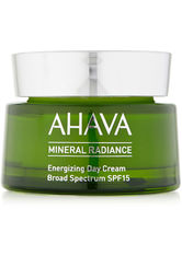 AHAVA Mineral Radiance Energizing Day Cream Broad Spectrum SPF 15 Tagescreme  50 ml