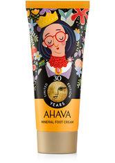 AHAVA - AHAVA Mineral Foot Cream 100 ml - KÖRPERCREME & ÖLE
