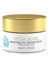 VETIA MARE - Vetia Mare Produkte Smoothing eye contour cream 15ml Augencreme 15.0 ml - AUGENCREME
