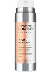 ANNEMARIE BÖRLIND BEAUTY MASKS Vitamin Duo Mask Anti-Aging Pflege 40.0 ml