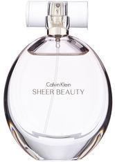 Calvin Klein Damendüfte Sheer Beauty Eau de Toilette Spray 50 ml