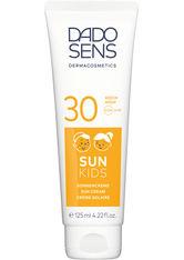 DADO SENS Dermacosmetics SUN Sonnencreme Kids SPF 30 Sonnencreme 125.0 ml